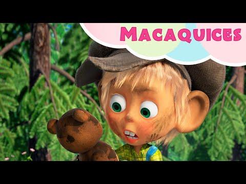 Masha E O Urso Musica 🍌🐒 Macaquices 🐒🍌 MACAQUICES 🎵 Música Infantile