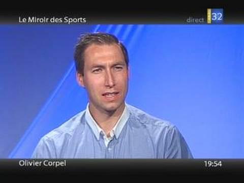 Le miroir des sports olivier corpel 14 06 2010 youtube for Le miroir des sports