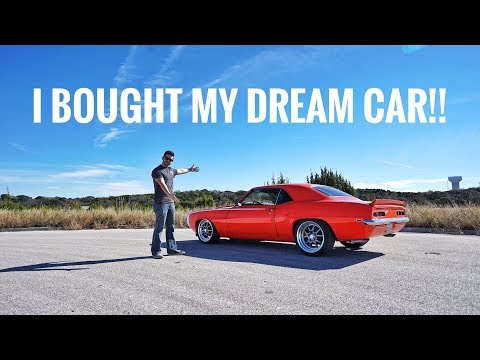 Building the ultimate street car - 1969 Camaro