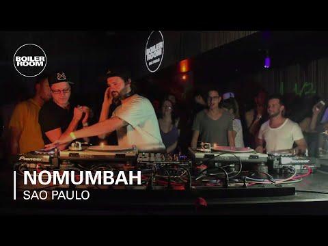 Nomumbah Boiler Room São Paulo DJ Set