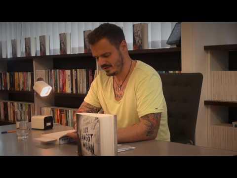 Der Angstmann YouTube Hörbuch Trailer auf Deutsch