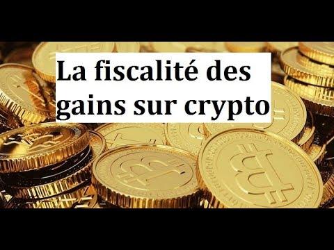 Fiscalite trading crypto monnaies