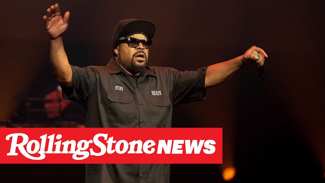 Ice Cube Clarifies Role in Helping Trump Admin Develop 'Platinum Plan' | 10/15/20