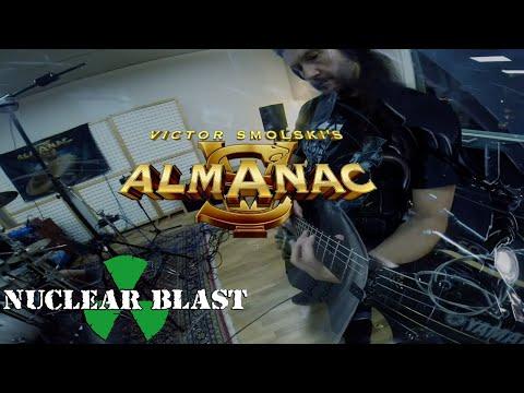 ALMANAC - Rush Of Death (OFFICIAL LYRIC VIDEO)