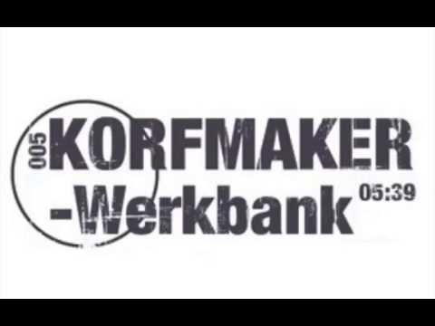 Korfmaker - Werkbank