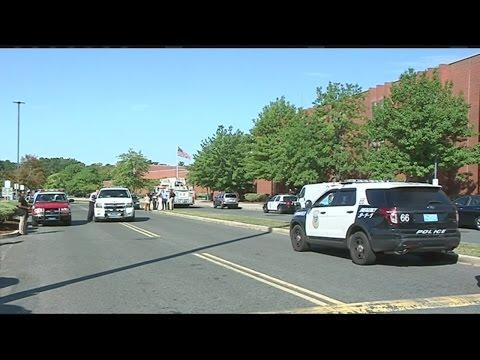 Gas odor caused evacuation at Central High School; No leak found