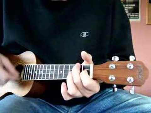 Ukulele Lesson Blue Hawaii Key Of C Youtube