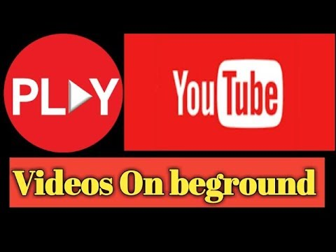 Play youtube videos in background android || Youtube background playback apk
