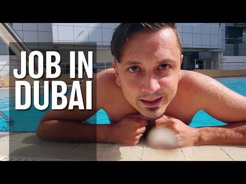 IMI CAUT JOB IN DUBAI - MA LAS DE VLOG?