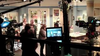 BTM@LMS Behind-the-Scenes on set.
