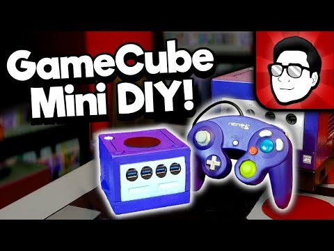 GameCube Classic Edition video: Modder gets it done, but at