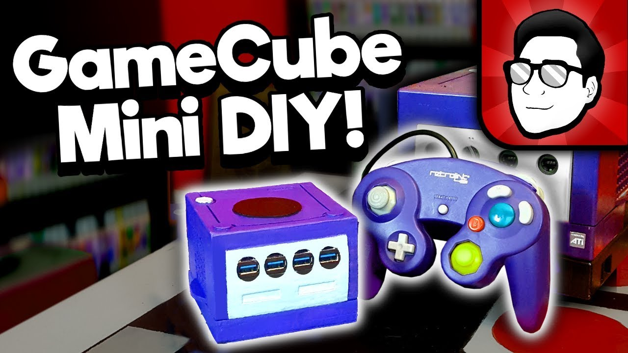Building the GameCube Classic Edition Mini Console