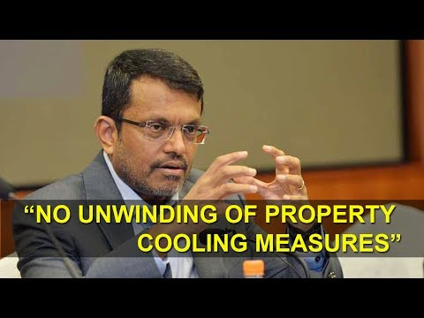 No unwinding of property cooling measures: MAS