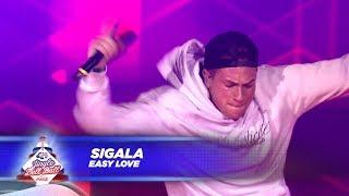 Sigala - 'Easy Love' - (Live At Capital's Jingle Bell Ball 2017)