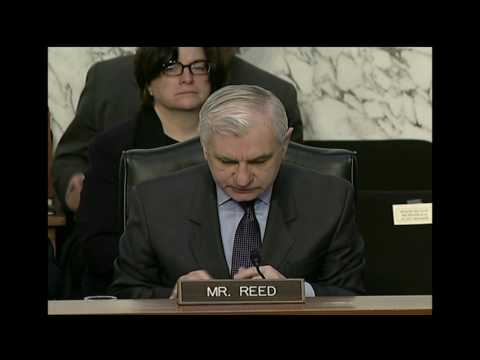 Combatant Commanders Testify at Senate Hearing