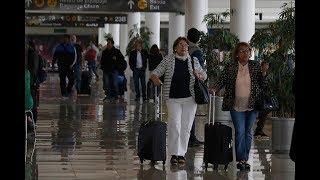 Maletazo: Delincuentes sigues a pasajeros desde el aeropuerto - CHV NOTICIAS