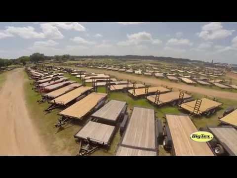 Big Tex Trailers Youtube