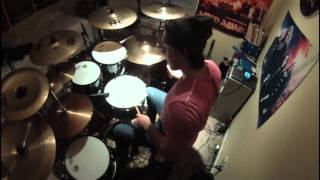 O.A.R. Shattered - Drum Cover - Michael Del Monte