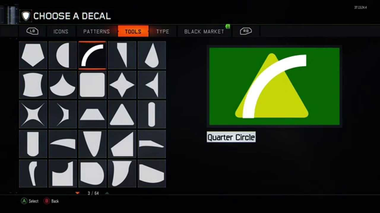 Call Of Duty Black Ops 3 Triforce Legend Of Zelda Emblem