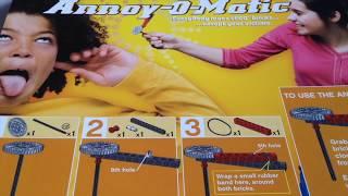 Музичний інструмент з LEGO -Тріскачка (ідіофон) - інструкція