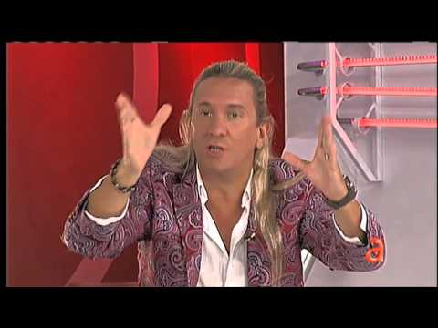 Martica va al show AQP para aclarar el incidente con Javier Ceriani