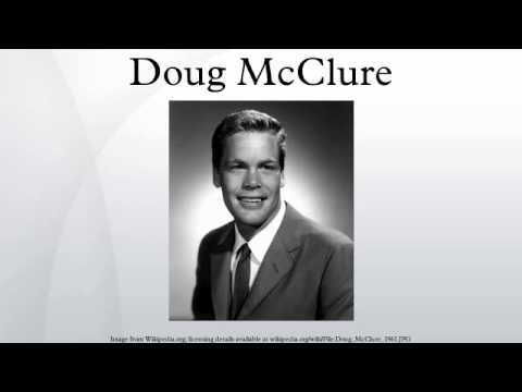 doug mcclure interview