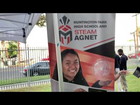 Unified Enrollment Video 2020 Huntington Park Senior High School