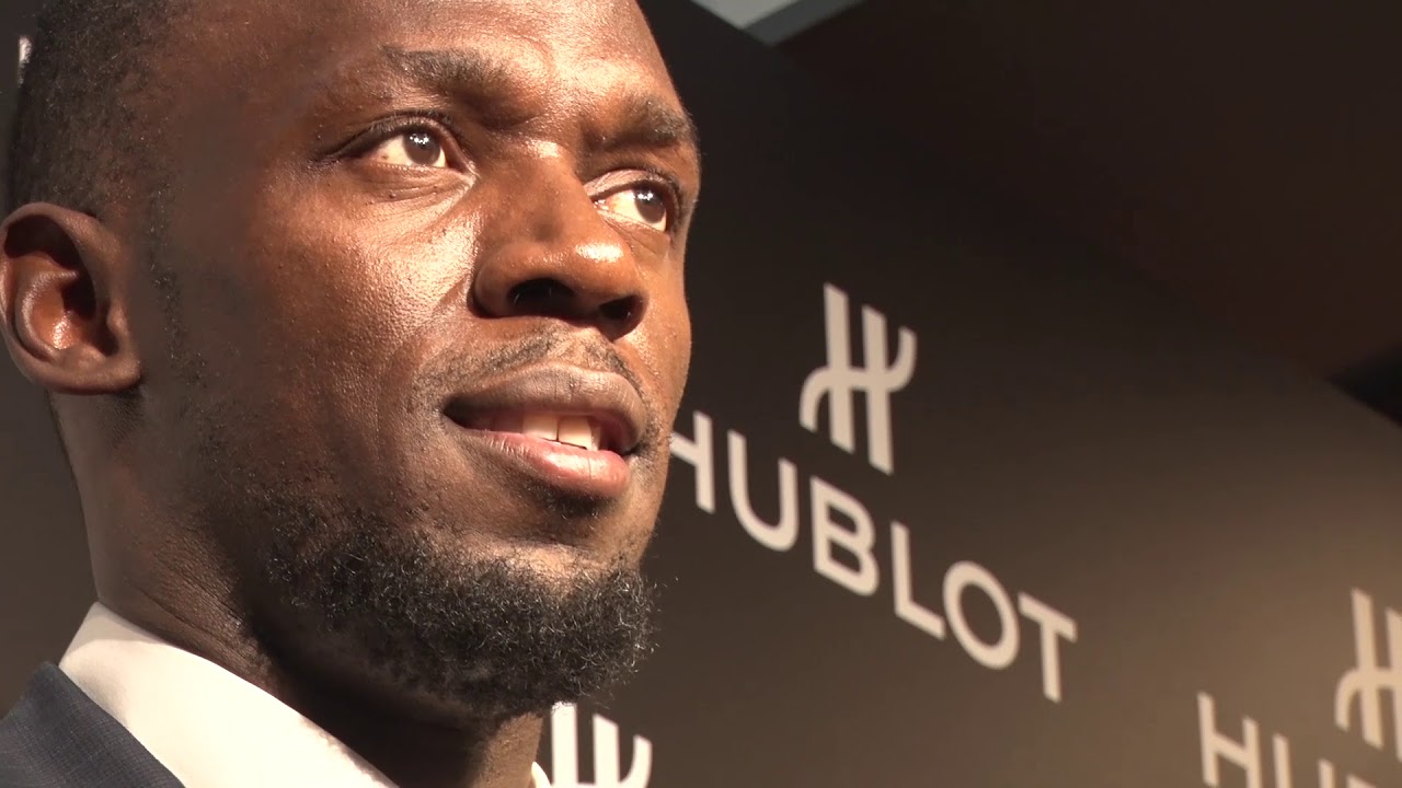 HUBLOT OPENING BOUTIQUE AND CHARITY GALA WITH USAIN BOLT IN KYOTO