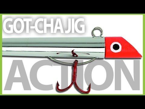 Gotcha Lures - Part #2 (Action)