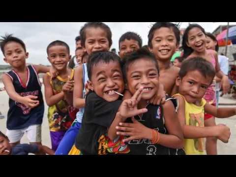 Manila, Philippines - Baseco Slum Tour 2017