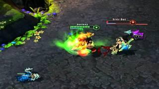 League Of Legends - Firefang Warwick Skin Spotlight