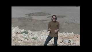 Buracos do mar morto aumentam assustadoramente