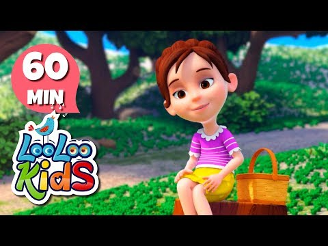 Little Bo Beep - Learn English with Songs for Children | LooLoo Kids
