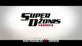 SUPER DŽONIS SMOGIA klipas