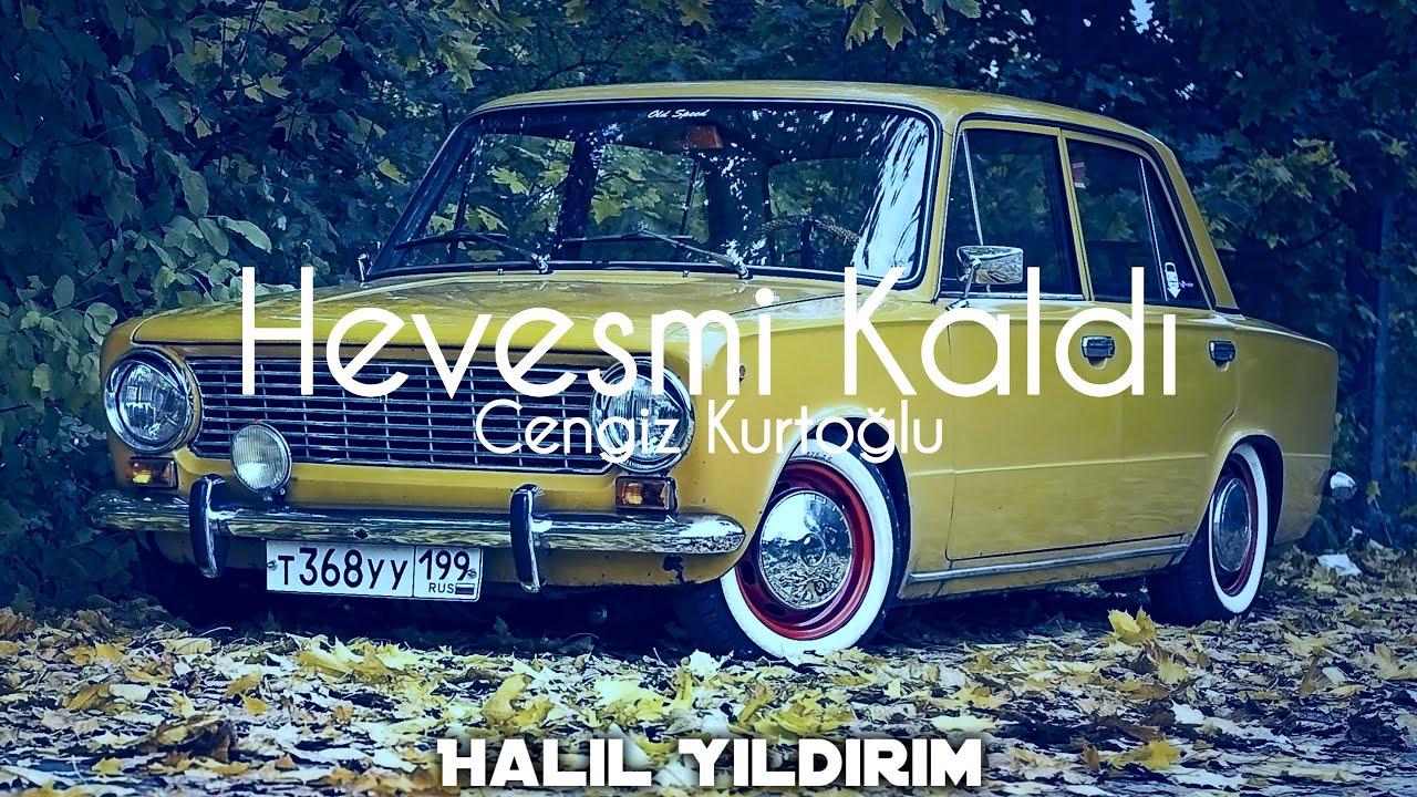 Cengiz Kurtoğlu - Hevesmi Kaldı ( Halil Yıldırım Remix ) #Nostalji131