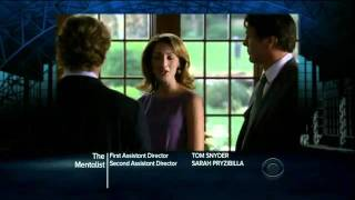 "The Mentalist (Trailer+Promo#1) Season4 Episode12 - ""My Bloody Valentine"" [HD]"