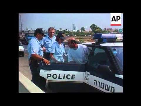 Israel - Unions Launch General Strike