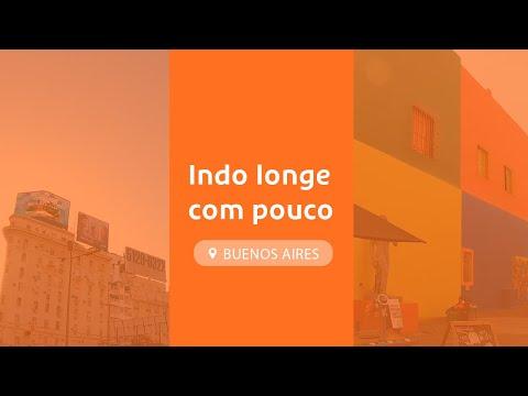 Indo Longe Com Pouco - Buenos Aires