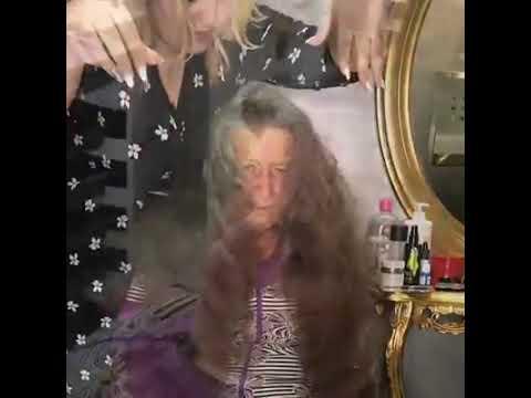 Cute Grandma,