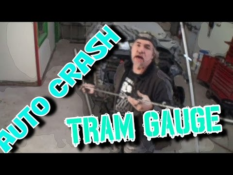 How To-Make A Tram Gauge-Car/Truck Collision Repairs