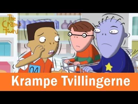 Krampe Tvillingerne - Dansk - Episode 49