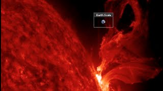 Spectacular Solar Flares - March 2, 2015