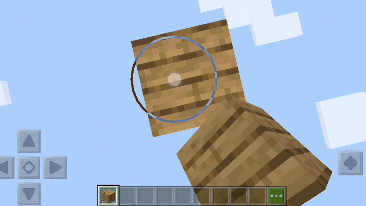 Download Minecraft. Բարձրացա մինչև դրախտ. Առանց մոդերի ։