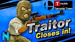 TTT in Smash Bros!!!!