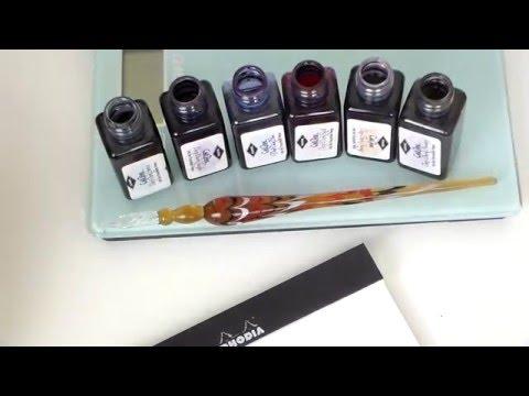 Cultpens Deep Dark Inks - Fountain Pen Ink