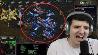 """""""Everything is FREE for Protoss!"""" - Artosis Starcraft Remastered"""