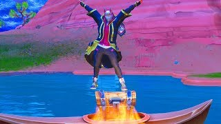 """*NEW* STAGE 4 """"DRIFT"""" SKIN (CAT MASK) with 20+ DANCES/EMOTES 