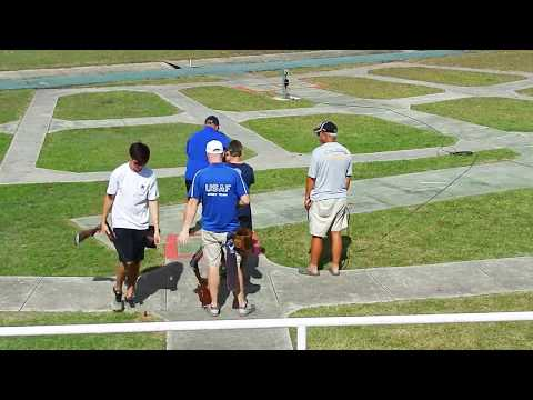 2017 NSSA World Skeet Championships Main Doubles shoot off box 1