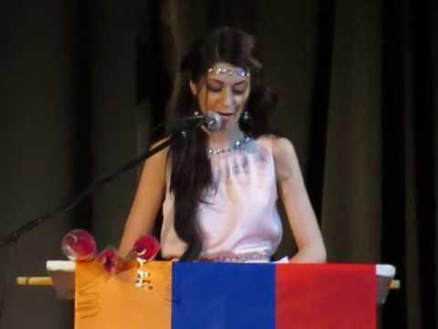 Армянский концерт БФ ТАЙК.посвященный майским победам армянского народа