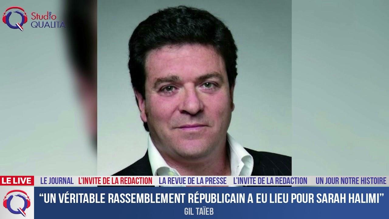"""""""Un véritable rassemblement républicain a eu lieu pour Sarah Halimi"""" - L'invité du 26 avril 2021"""